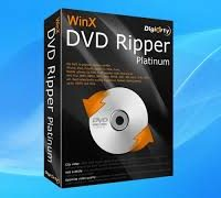 WinX DVD Ripper Platinum 8.8.0 Crack