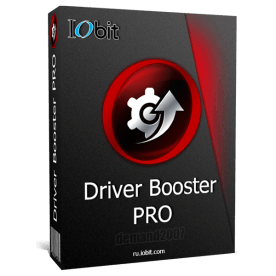 Driver Booster PRO 6.4.0.394 Crack